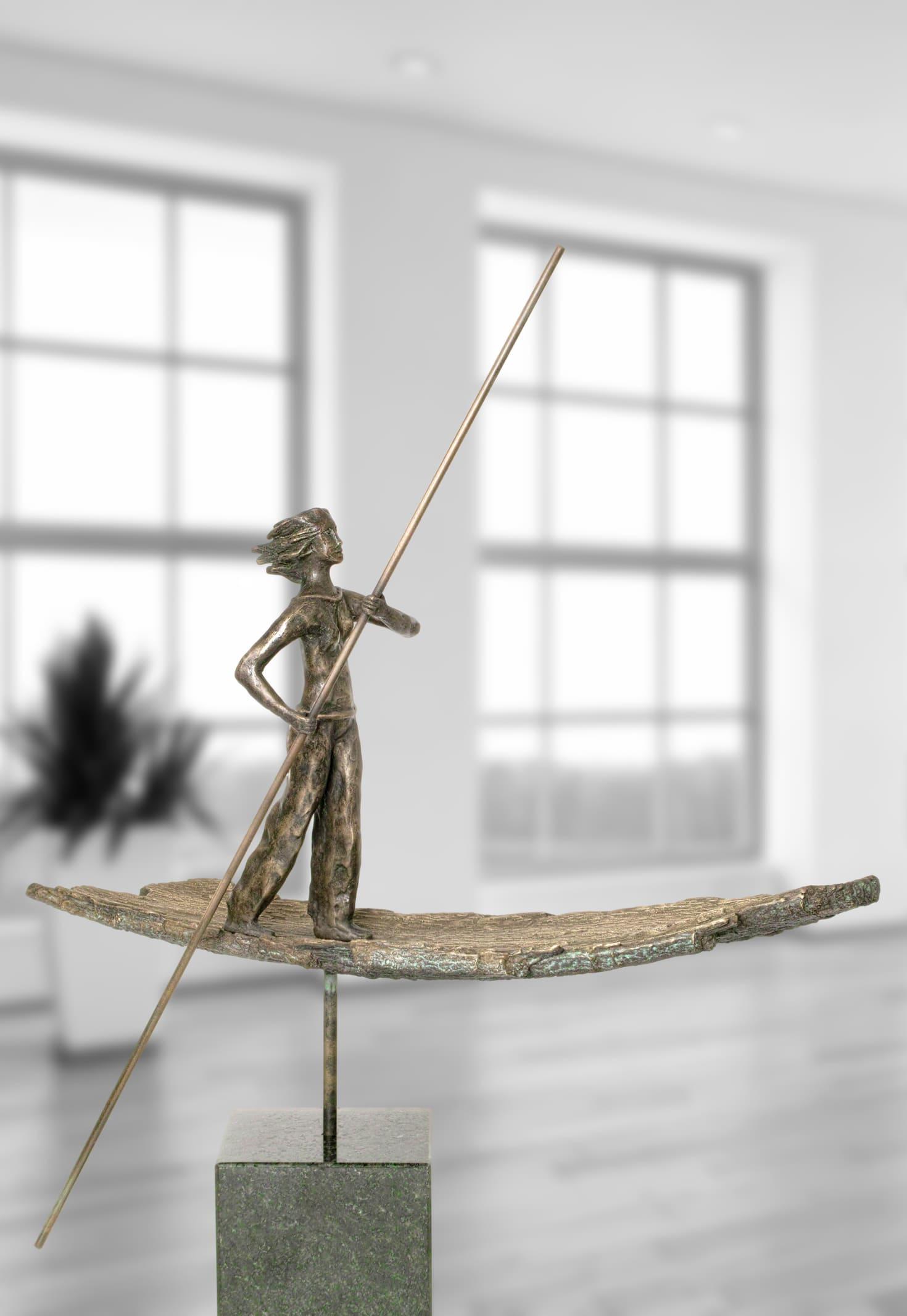 Zu-neuen-Ufern-Skulptur